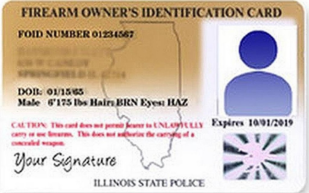 Rep. Spain encourages early renewal of FOID cards